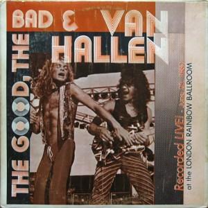 Van Halen TGTBaVH