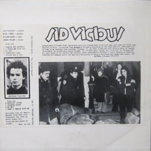 Vicious Sid