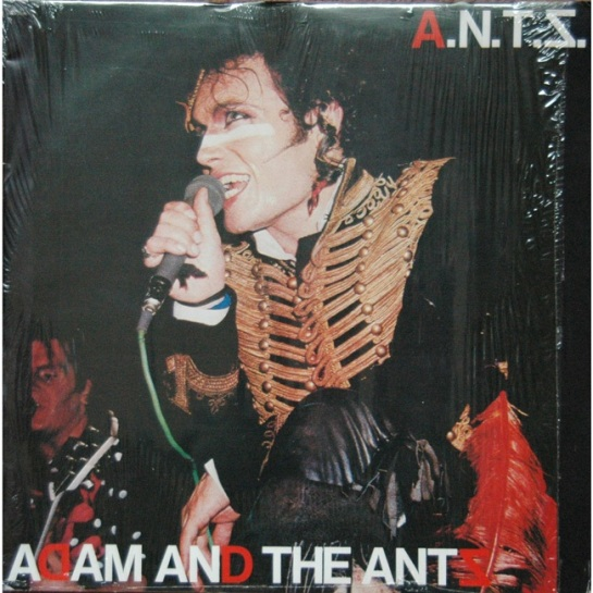 Adam & The Ants A.N.T.S. 2