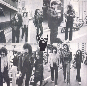 Black Sabbath Japan Tour 1980 i