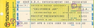 Cali Jam ticket 2