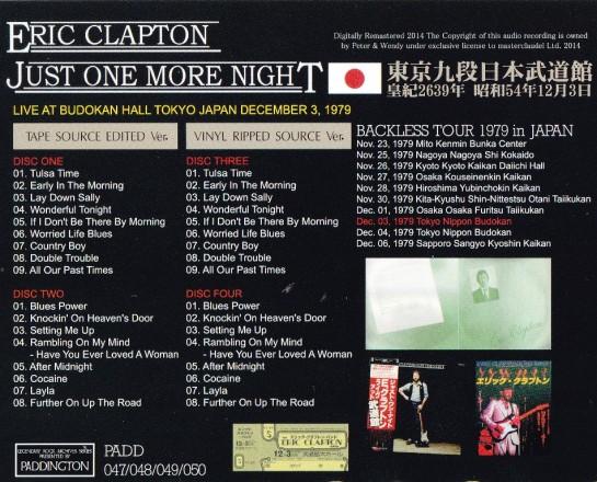 Clapton JOMN