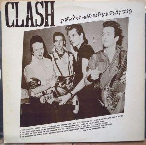 Clash Songbooks b