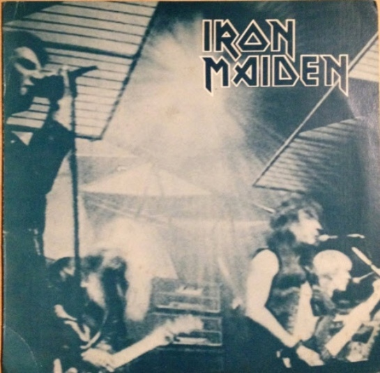 Iron Maiden Killers Tour of UK 81  II