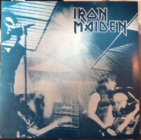 Iron Maiden Killers Tour of UK 81  III