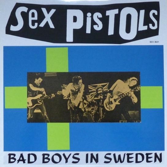 Sex Pistols BBISWE