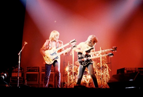 Rush Oakland June 6 81