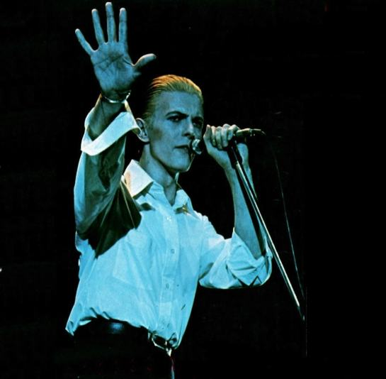 Bowie Wembley 76