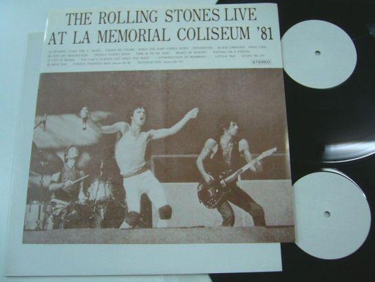 Rolling Stones LaLAMC 81