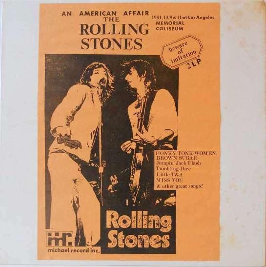 Rolling Stones boimitation