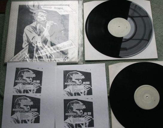 Bowie Neon PFr