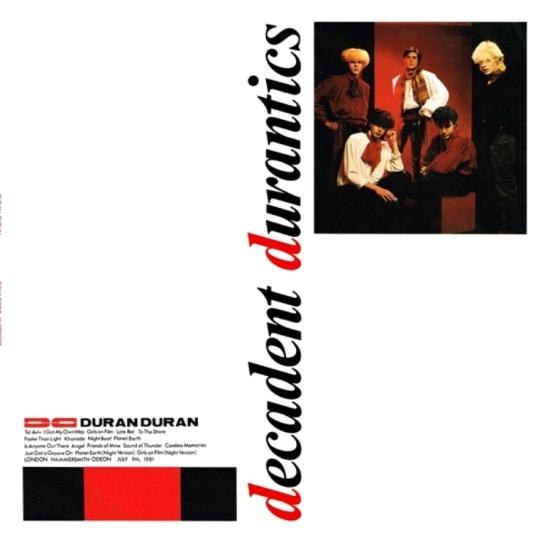 Duran Duran DecDics