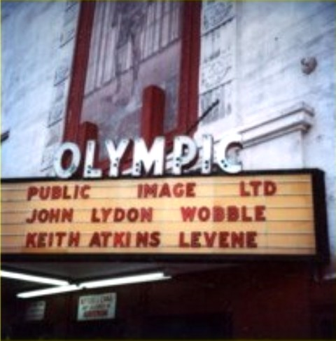 PIL Olympic Marquee