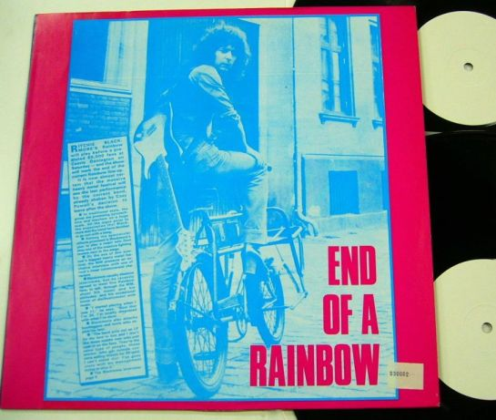 Rainbow End ofa Rainbow 1st