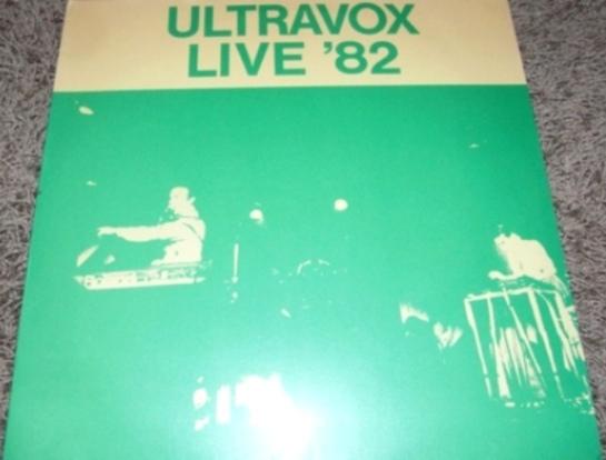 Ultravox Live 82