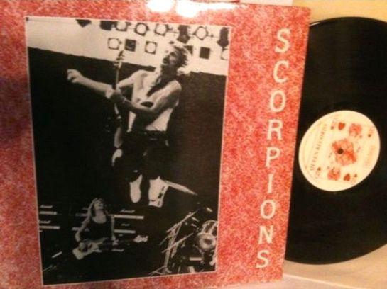 Scorpions London 1982