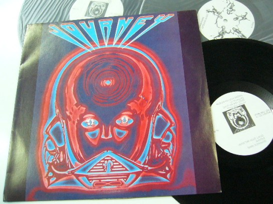 Journey Frontiers Tour 1983 The World Premier J 3 LP XL 1528 30