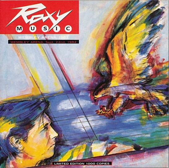 Roxy Music CM cd