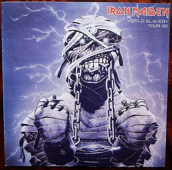 Iron Maiden bootlegs Japan | THE AMAZING KORNYFONE LABEL
