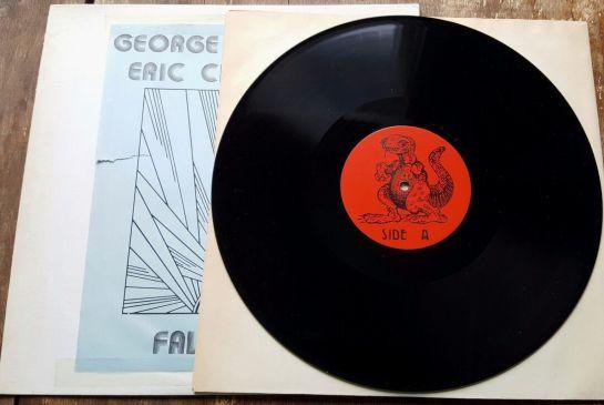 Clapton Eric The Amazing Kornyfone Label