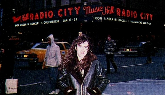 1985-01-17 Radio Music City Hall, New York City
