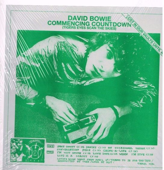 Bowie Comm Countd