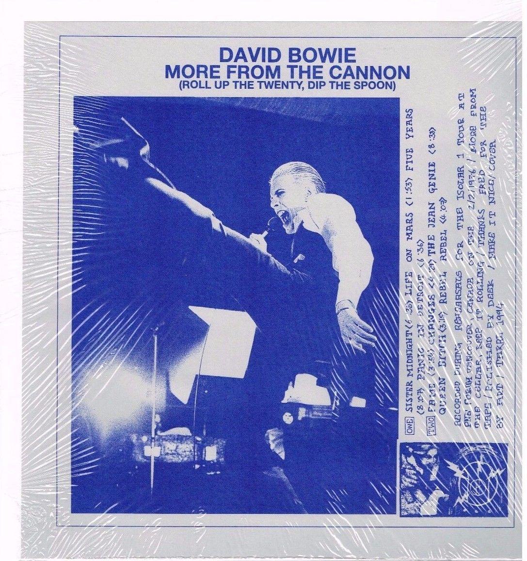 Bowie Euro Cannon II