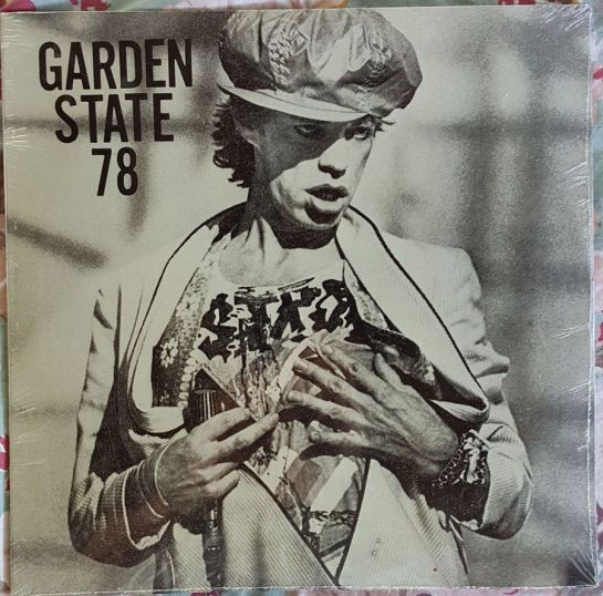 Rolling Stones Garden State 78