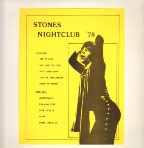 Rolling Stones Nightclub 78 RE