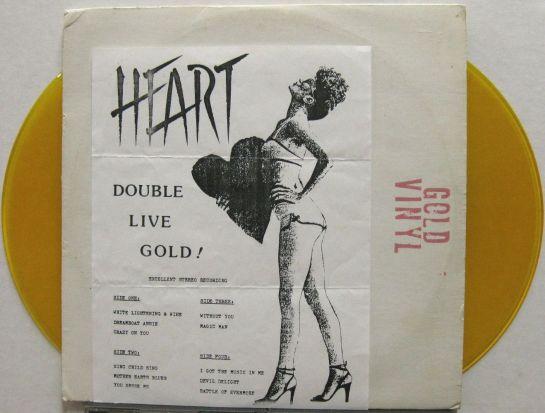 Heart bootlegs | THE AMAZING KORNYFONE LABEL