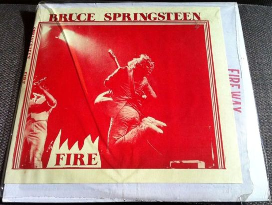 Springsteen Fire