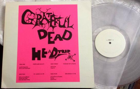 Grateful Dead H T