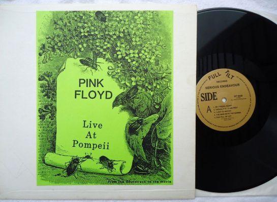 Pink Floyd Pompeii FT
