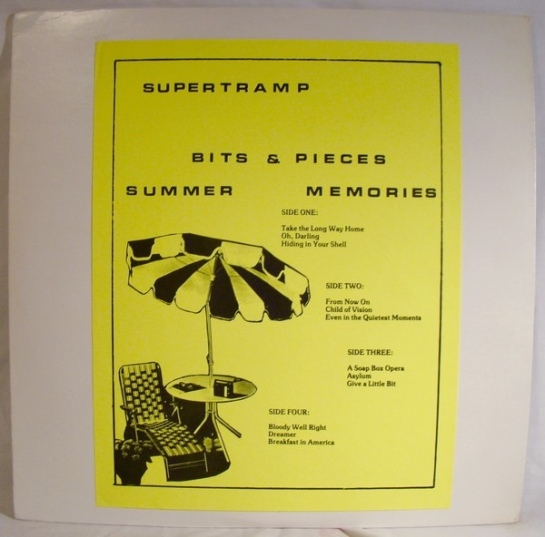 Supertramp Bits&Pieces II
