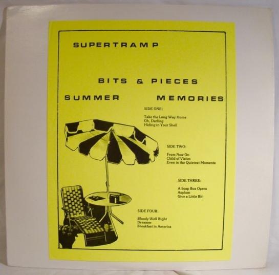Supertramp Bits&Pieces II
