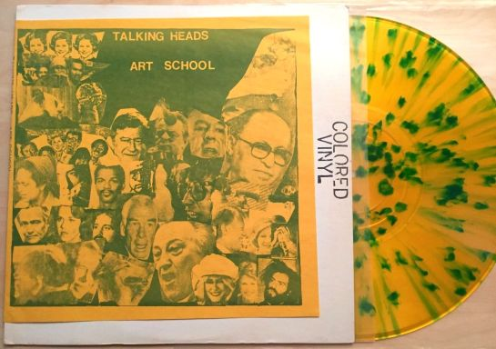 Talking Heads Art School