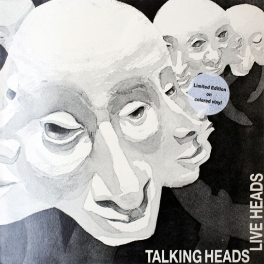 Talking Heads Live Heads