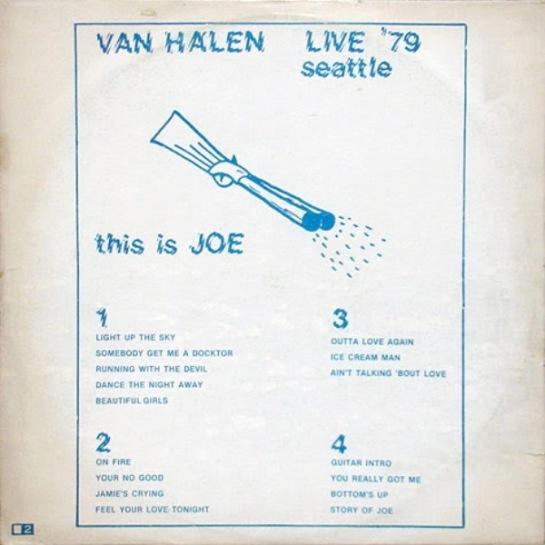 Van Halen Joe