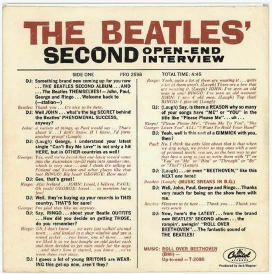 Beatles 2nd o-e i-1