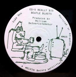 Beatles Ed's Really Big Beatles Blast blu lbl 1