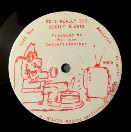 Beatles Ed's Really Big Beatles Blast lbl