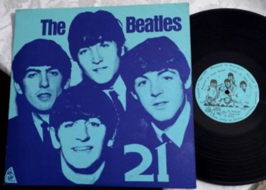 Beatles MM06 blu