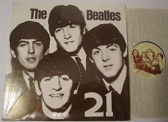 Beatles New 21 tan