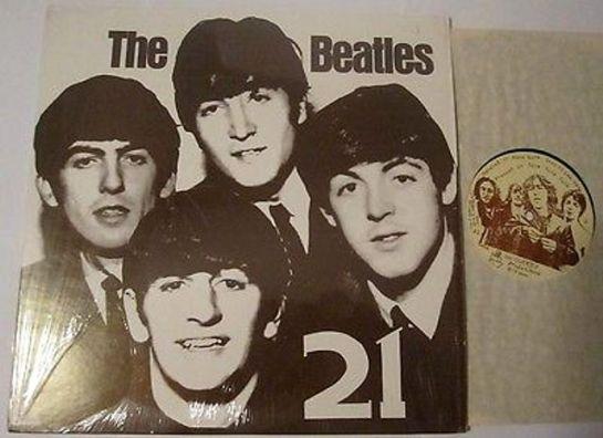 Beatles New 21 tan