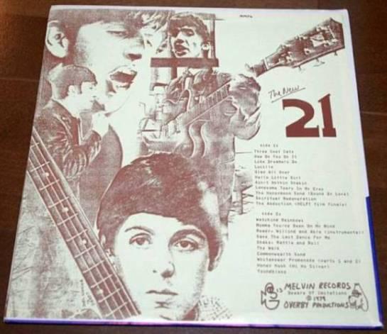 Beatles The New 21 b