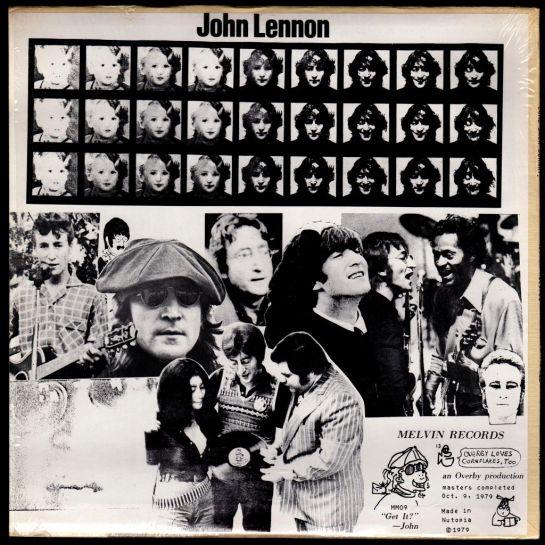 Lennon Come Back Johnny! b