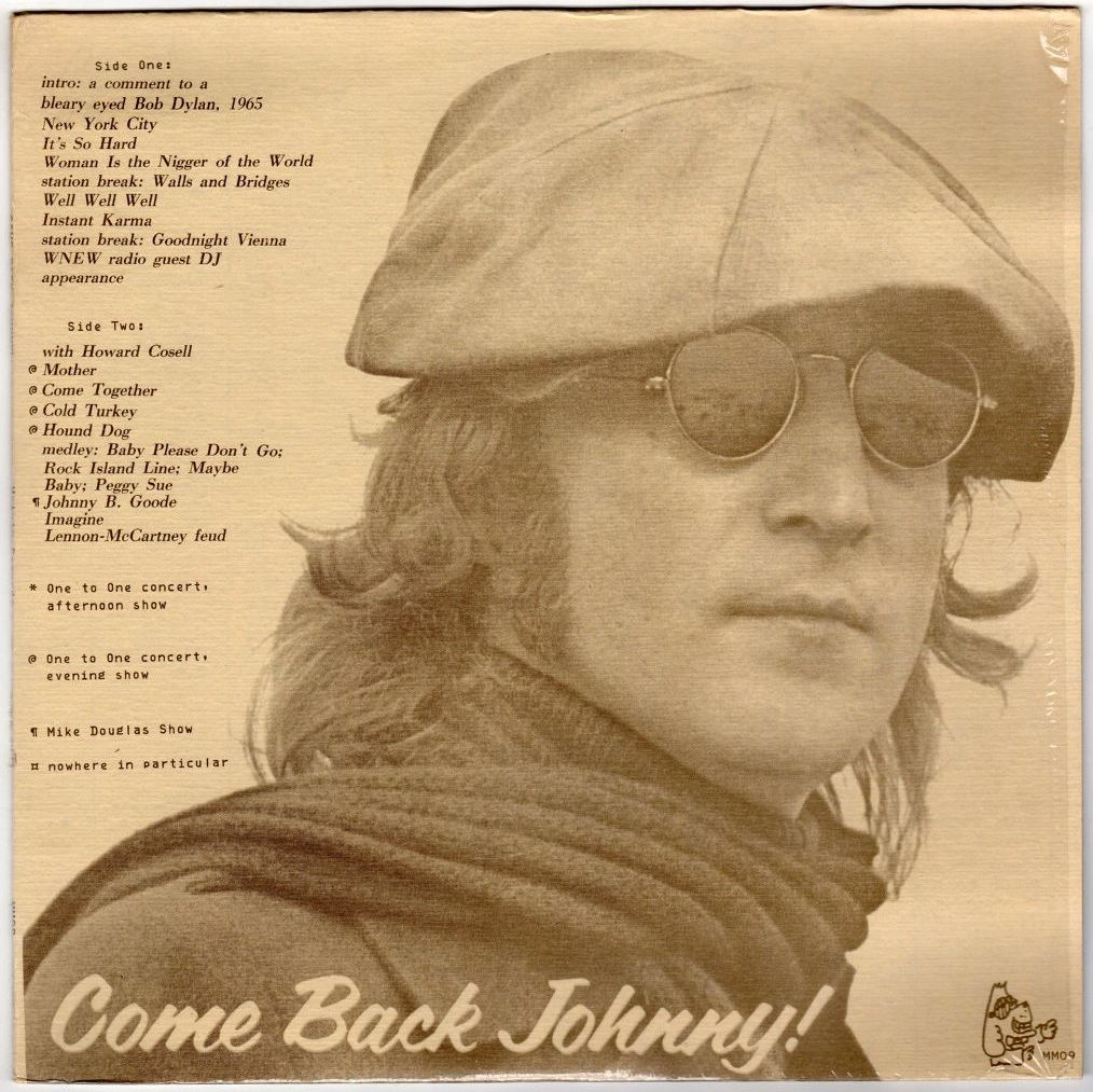 Lennon Come Back Johnny!
