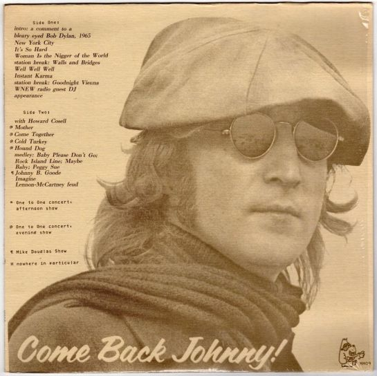 John Lennon bootlegs | THE AMAZING KORNYFONE LABEL
