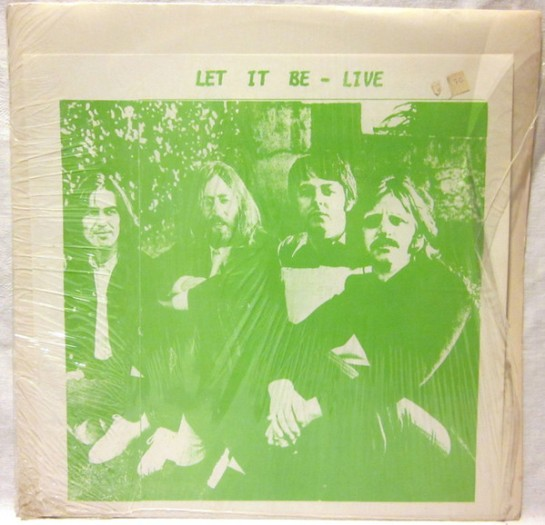 Beatles LIB - LIVE RE gr