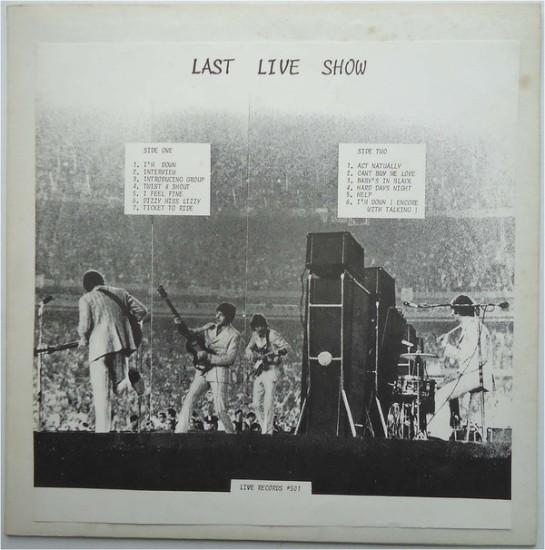 Beatles Last Live Show 2